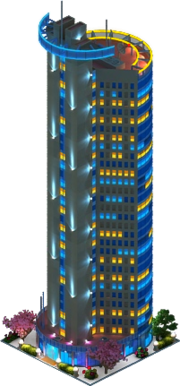 Sector Tower (Night)