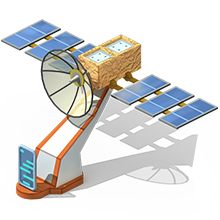 CS-25 Communications Satellite L1