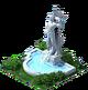 Decoration Poseidon Fountain