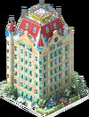 Moehlenbrok Hotel (Winter)