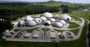 RealWorld Energy Extraction Platform Domes