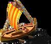 Pirate Frigate Initial