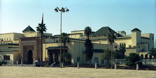 File:RealWorld Rabat Royal Palace.jpg