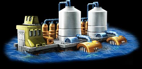Desalination Plant Artwork