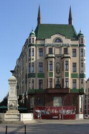 RealWorld Hotel Moskva