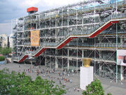 RealWorld Place Georges-Pompidou