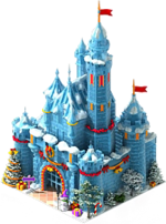 Snow Queen's Castle