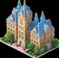 Old Main University