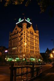 RealWorld Moehlenbrok Hotel (Night)