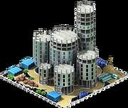Agora Tower Construction