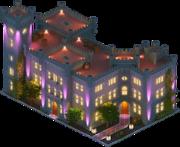 Miramare Castle (Night)