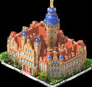 Leipzig New City Hall