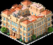 Roman Palace of Justice