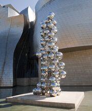 RealWorld Tall Tree & The Eye Sculpture