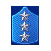Badge Military Level 78