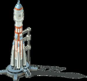 CS-38 Cargo Rocket L0