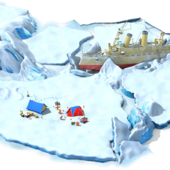 Ships on Ice