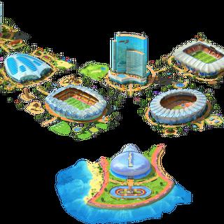 Sport Eden Area