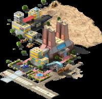 Silicon Industrial Complex L1