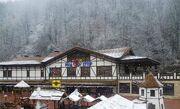 RealWorld Winter Games Village - Cafeteria