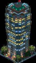 Minato Residential Complex (Night)