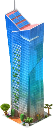 Vila Madalena Skyscraper