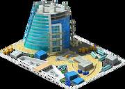 Bahrain WTC Construction
