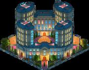 Portuguese Palace Casino (Night)
