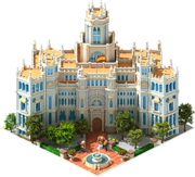 Cibeles Palace