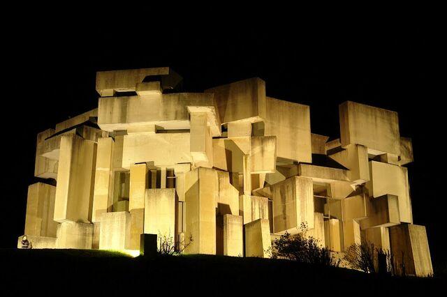 File:RealWorld Geological Museum (Night).jpg