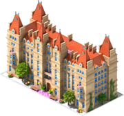 Great North Western Hotel (Ages)
