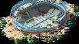 Hockey Arena Construction