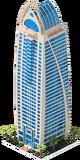 Dubai Arch Tower