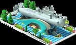 Silver DS-67 Diesel Submarine