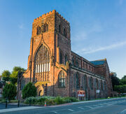 RealWorld Shrewsbury Abbey