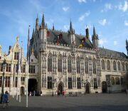 RealWorld Bruges City Hall