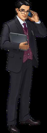 Character Edward