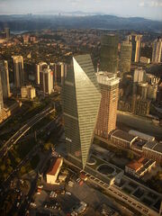 RealWorld Crystal Tower