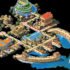 Lost Colossus Area