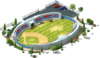 Major League Training Camp Initial