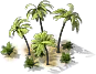 File:Decoration Palm Trees.png