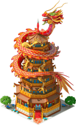 Golden Dragon Pagoda