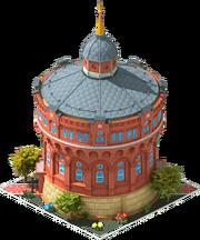 Resbuilding Kiel Water Tower