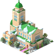 Temppeliaukio Rock Church