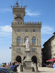 RealWorld San Marino Parliament Palace