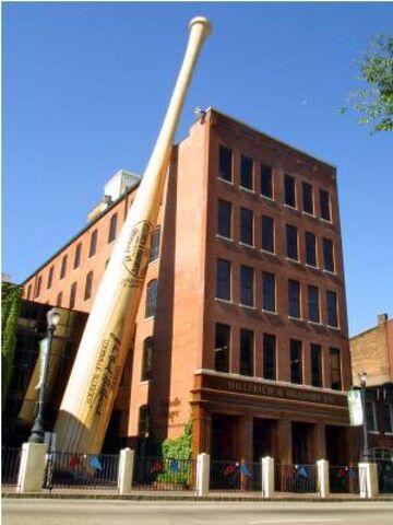 File:RealWorld Louisville Slugger Baseball Bat Factory.jpg