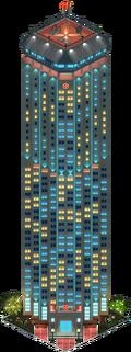 Capital Apartments (Night)
