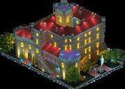 Trakoscan Castle (Night)