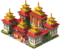 Tashichho Dzong Monastery