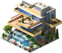 File:House by a waterfall.png